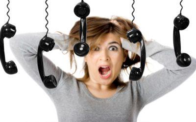 Способи позбутися від дзвінків колекторів