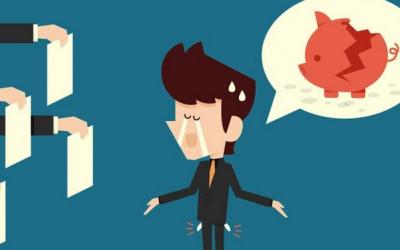 Як позбутися від безгрошів'я і боргів